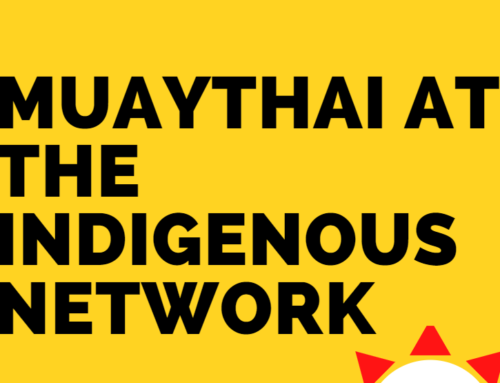Muaythai at The Indigenous Network